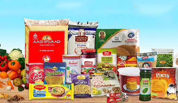 Online Grocery Store - RamBabuMart