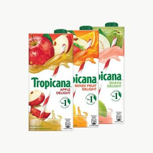 Apple Guava Mixed Fruit Delight